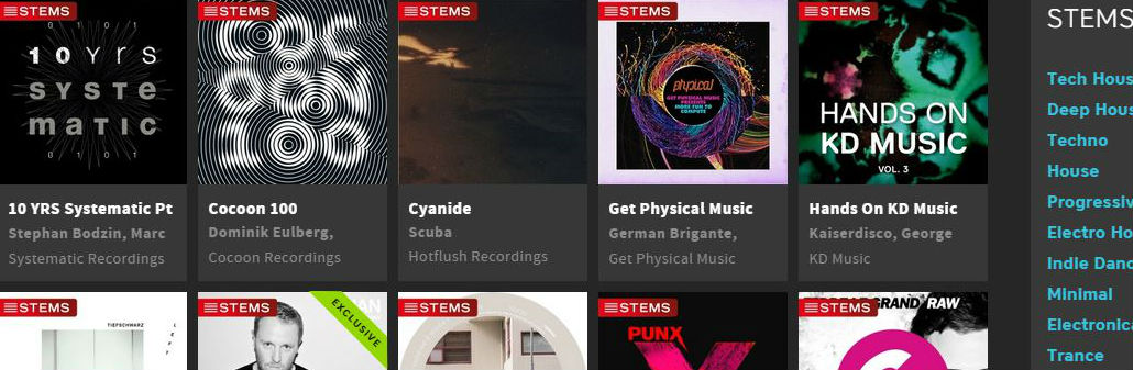 It's Here: Native Instruments Introduces STEMS | 312 Audio | 312 Audio